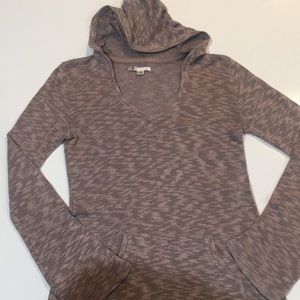 Volcom Lightweight Hoodie Sweater Size Small